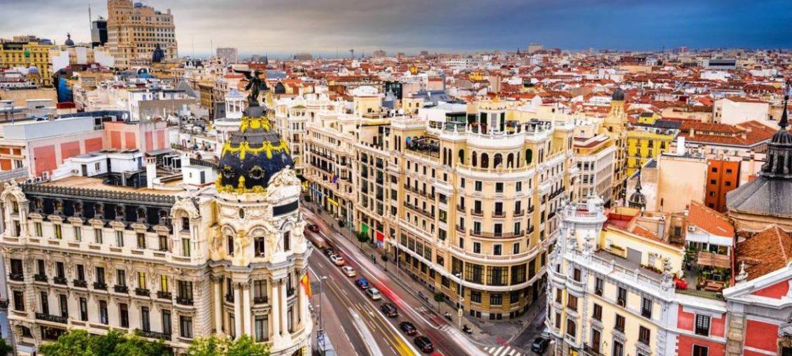 Дешевые авиабилеты Санкт-Петербург - Мадрид (Испания)