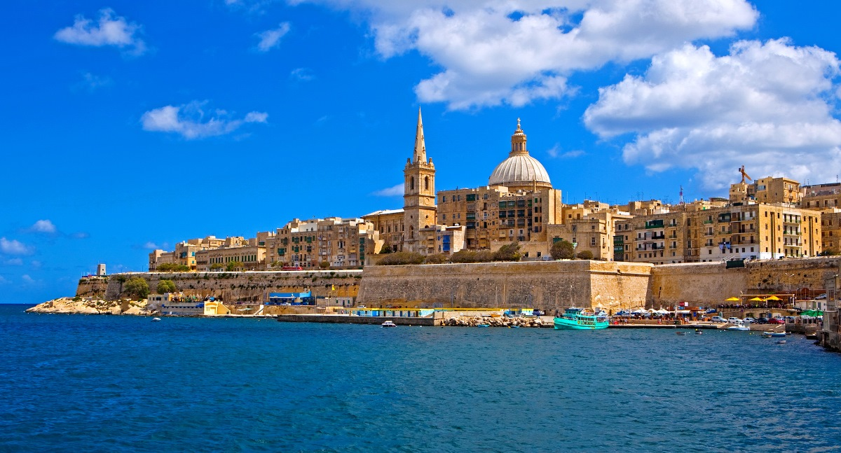 Дешевые авиабилеты Хельсинки - Мальта