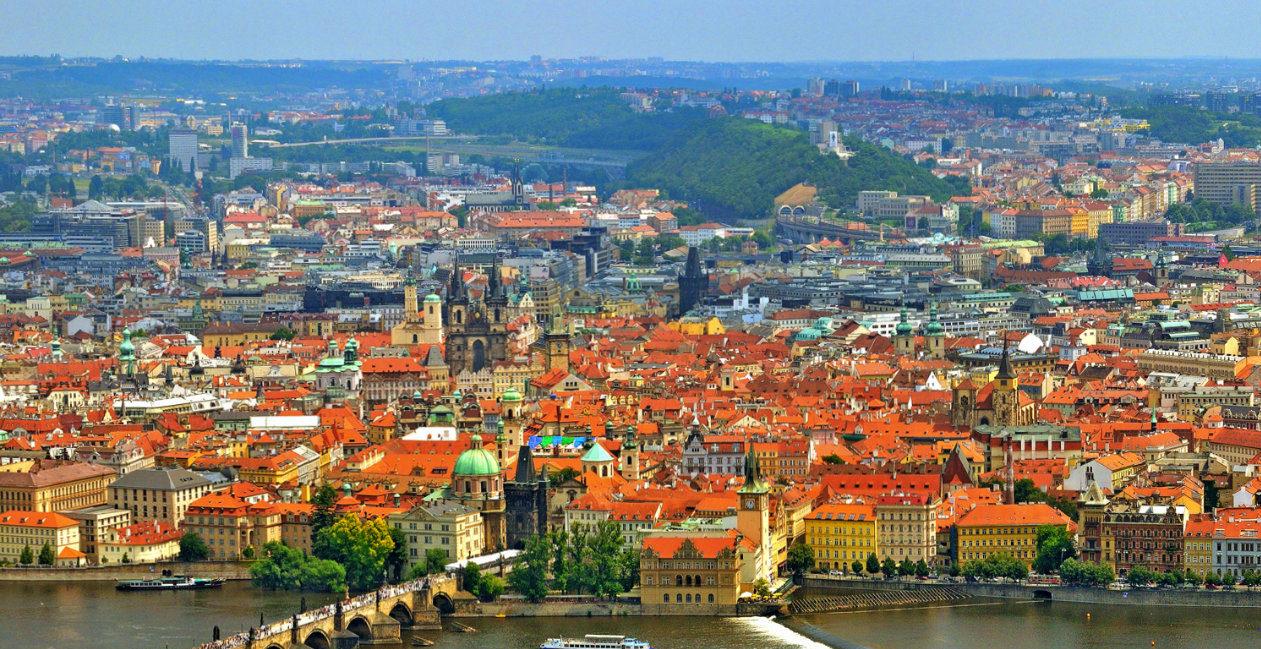 Горящие туры в Прагу Чехия из Архангельска