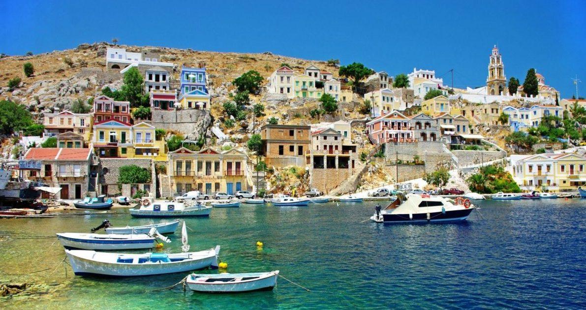 Горящие туры на Родос Греция из Казани