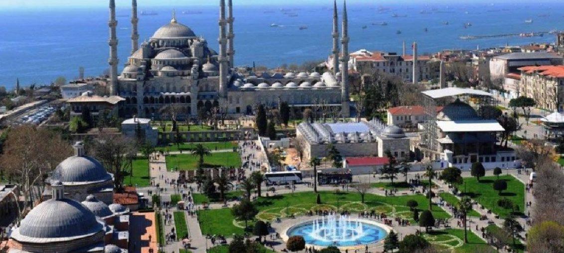 Горящие туры в Стамбул из Санкт-Петербурга