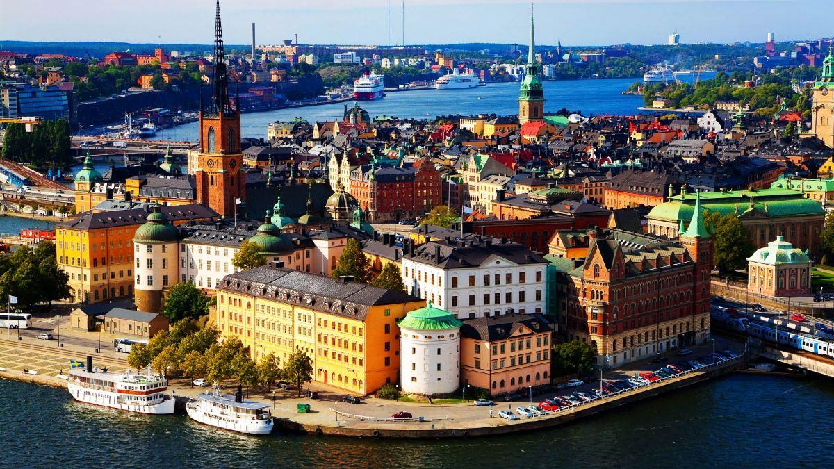 Дешевые авиабилеты Москва - Стокгольм (Швеция)