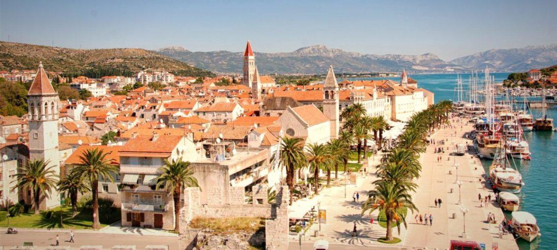 Горящие туры в трогир хорватия из москвы