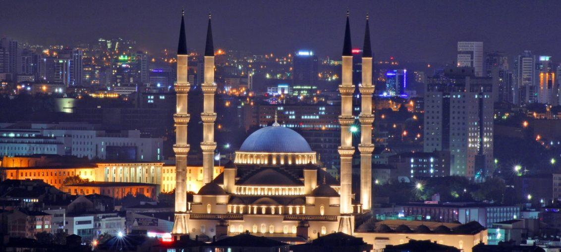 Дешевые авиабилеты Москва - Анкара (Турция)