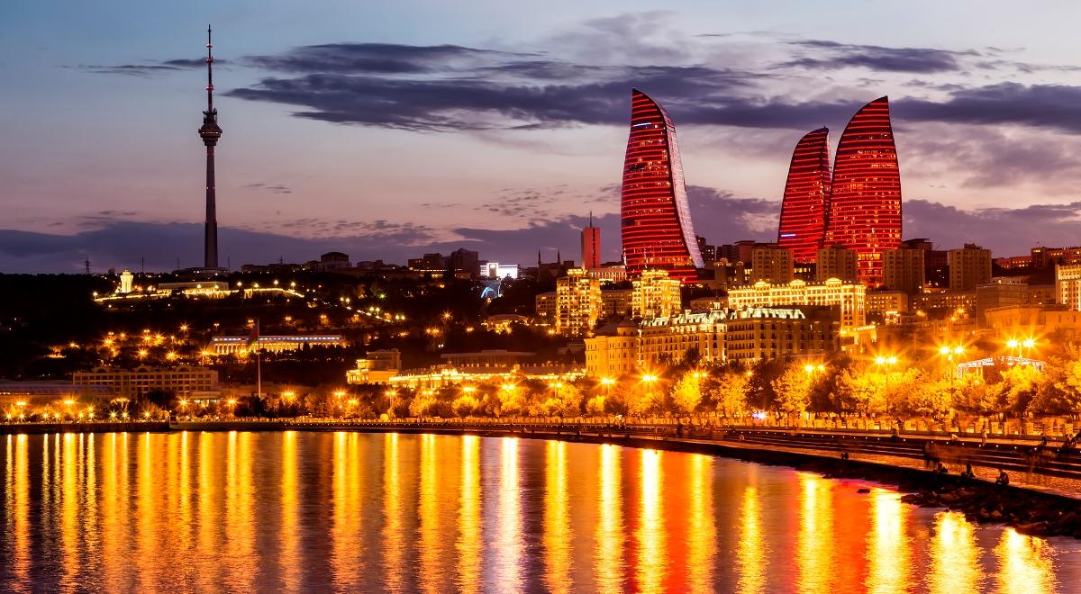 Дешевые авиабилеты Минеральные Воды - Баку (Азербайджан)