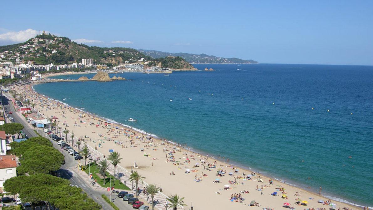 Горящие туры в бланес Испания из москвы