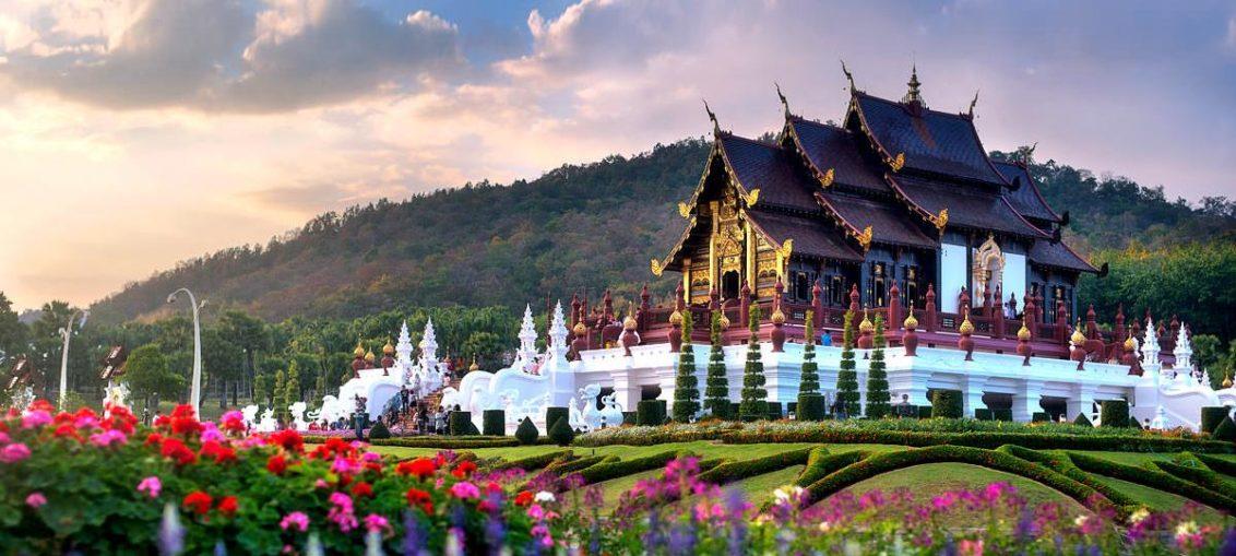 Дешевые авиабилеты Москва - Чианг Май (Таиланд)