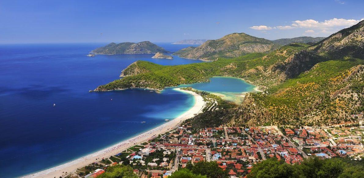 Горящие туры в Олюдениз Турция из санкт-петербурга