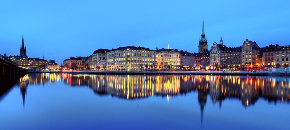 Дешевые авиабилеты Санкт-Петербург - Стокгольм (Швеция)
