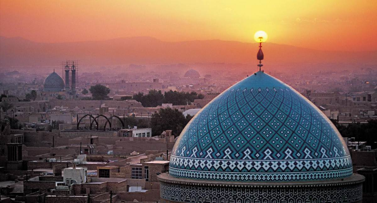 Дешевые авиабилеты Минеральные Воды - Тегеран (Иран)