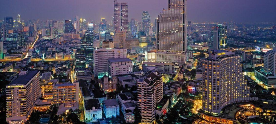 Дешевые авиабилеты Екатеринбург - Бангкок (Тайланд)