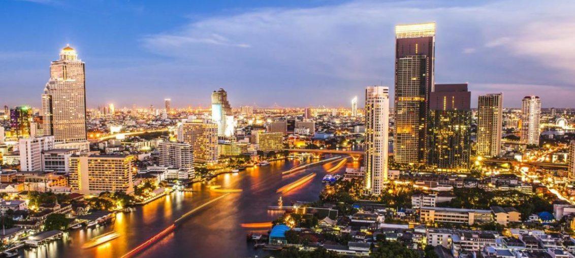 Дешевые авиабилеты Санкт-Петербург - Бангкок (Таиланд)