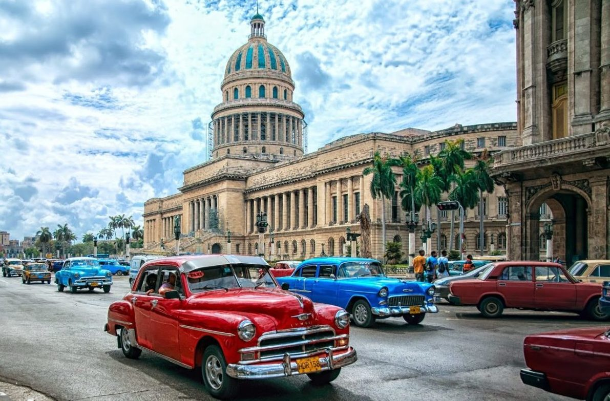 Дешевые авиабилеты Санкт-Петербург - Гавана (Куба)