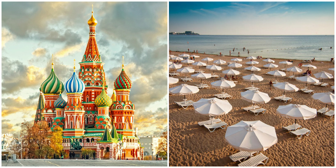 Дешевые авиабилеты Москва - Анапа / Анапа - Москва