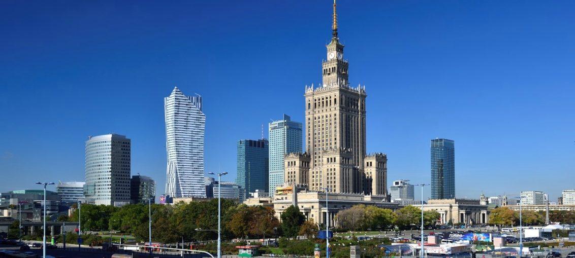Дешевые авиабилеты Санкт-Петербург - Варшава (Польша)