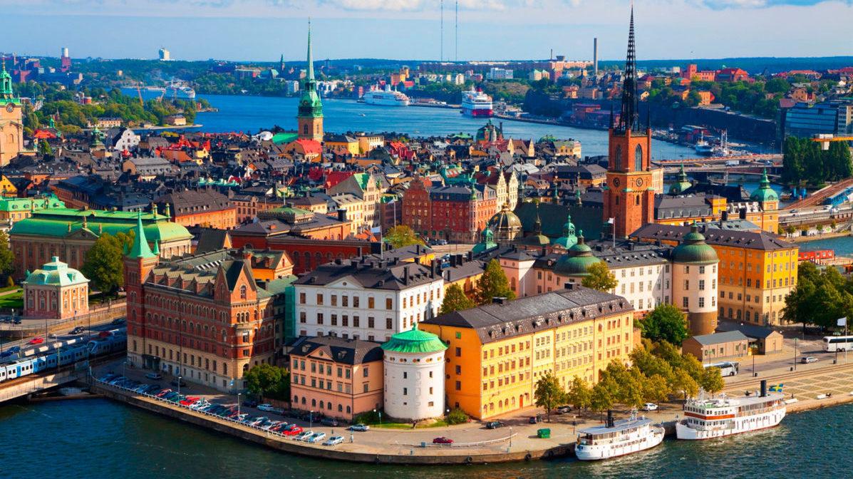 Дешевые авиабилеты в Данию