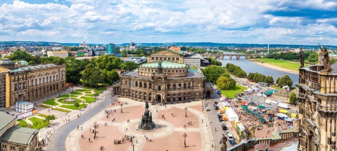 Дешевые авиабилеты Москва - Дрезден (Германия)