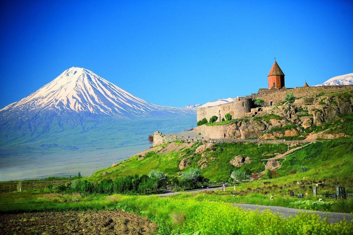 Дешевые авиабилеты Москва ⇄ Ереван (Армения)
