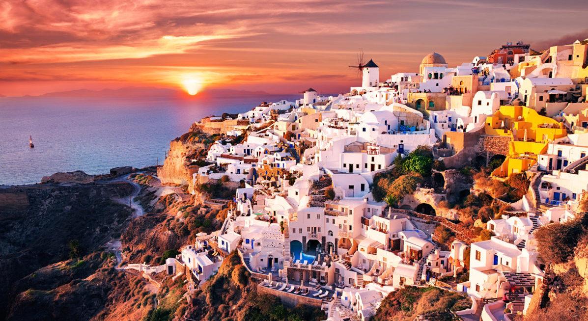 Дешевые авиабилеты в Грецию