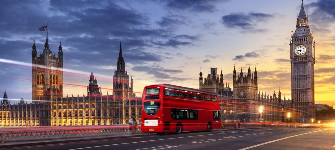 Дешевые авиабилеты Москва - Лондон (Великобритания)