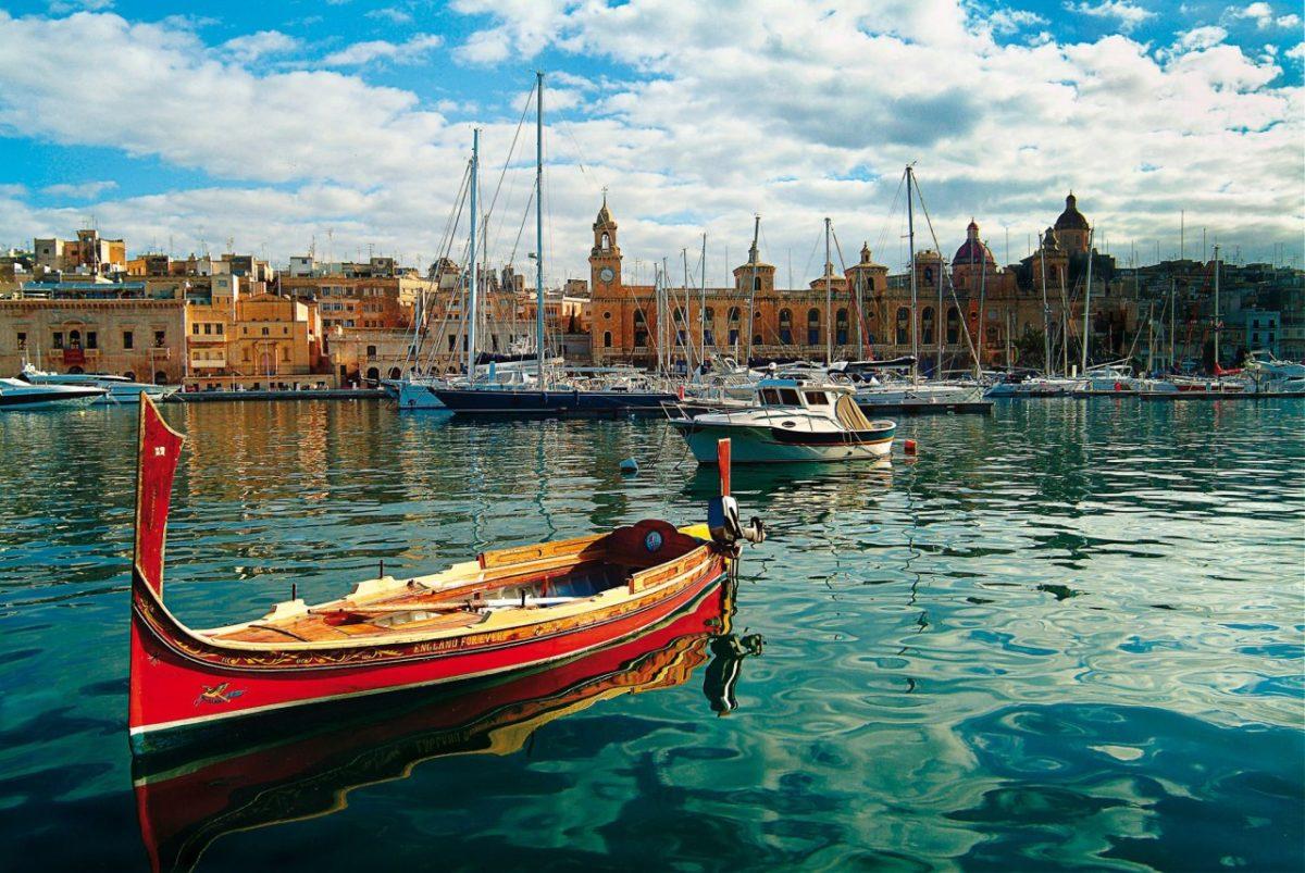 Дешевые авиабилеты на Мальту