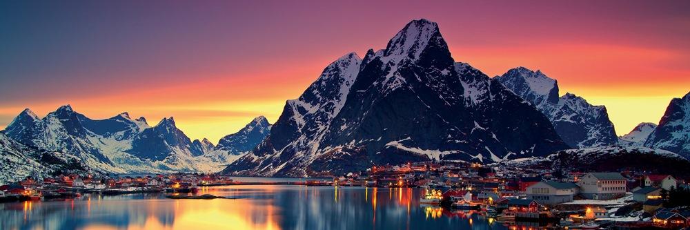 Дешевые авиабилеты в Норвегию