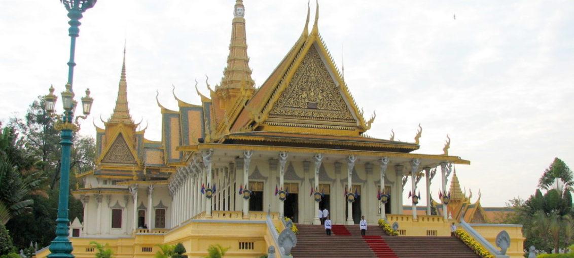 Дешевые авиабилеты Москва - Пномпень (Камбоджа)