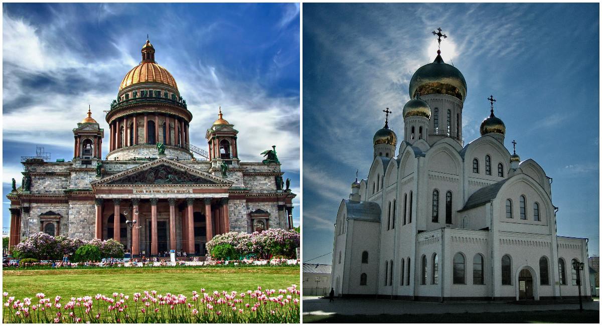 Дешевые авиабилеты Санкт-Петербург - Новосибирск / Новосибирск - Санкт-Петербург