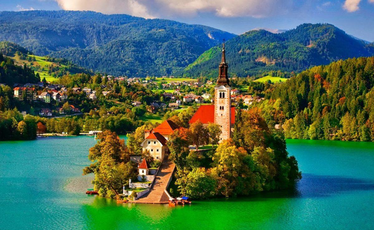 Дешевые авиабилеты в Словению