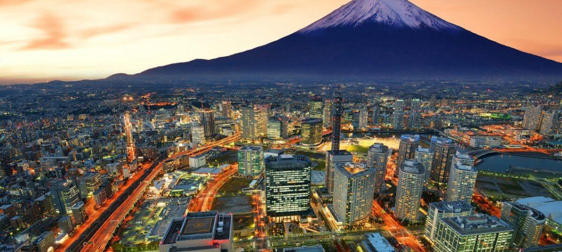 Дешевые авиабилеты Санкт-Петербург - Токио Япония