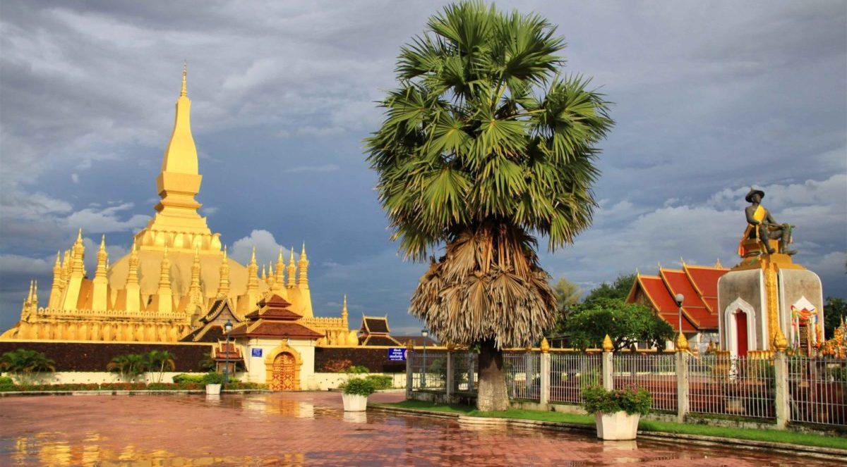 Дешевые авиабилеты Москва - Вьентьян (Лаос)