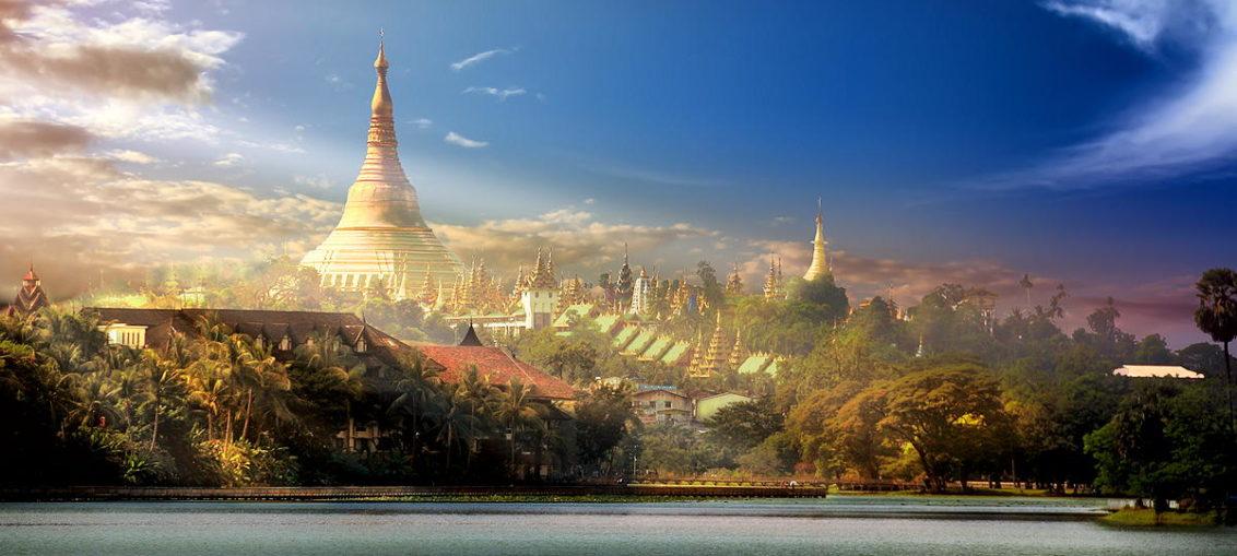 Дешевые авиабилеты Москва - Янгон (Мьянма)