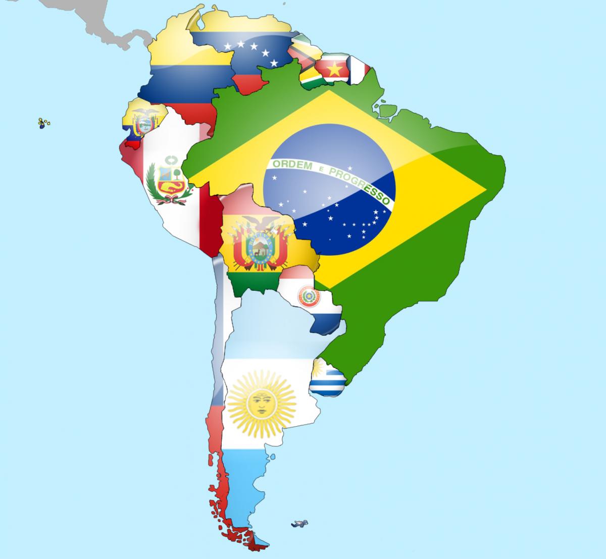 Дешевые авиабилеты в Южную Америку