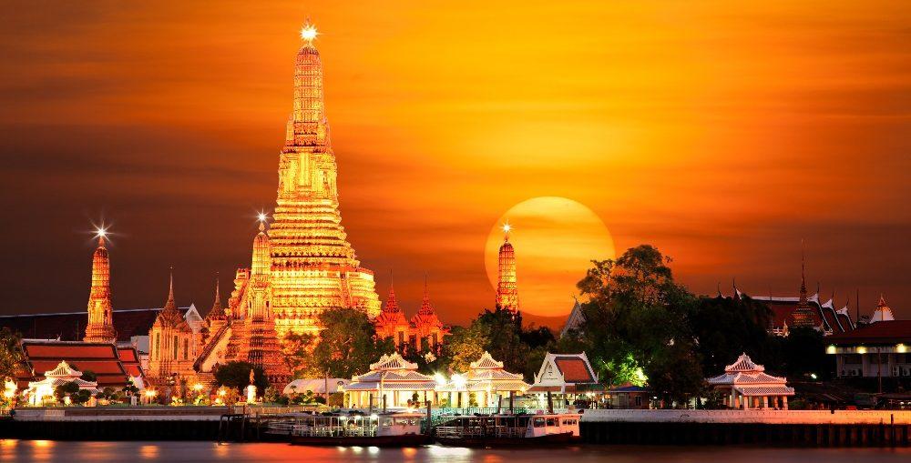Дешевые авиабилеты в Бангкок. Как добраться в Бангкок