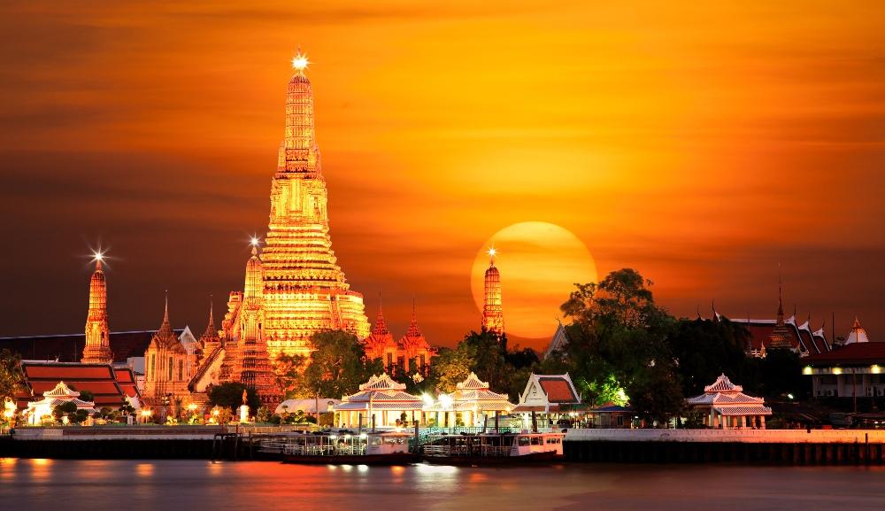 Дешевые авиабилеты в Бангкок
