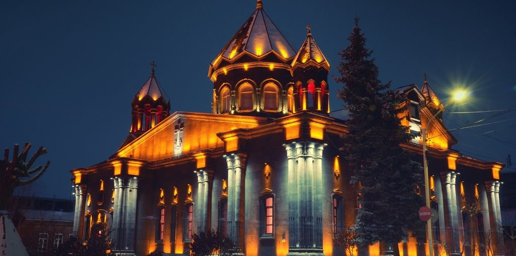Дешевые авиабилеты Москва - Гюмри (Армения)