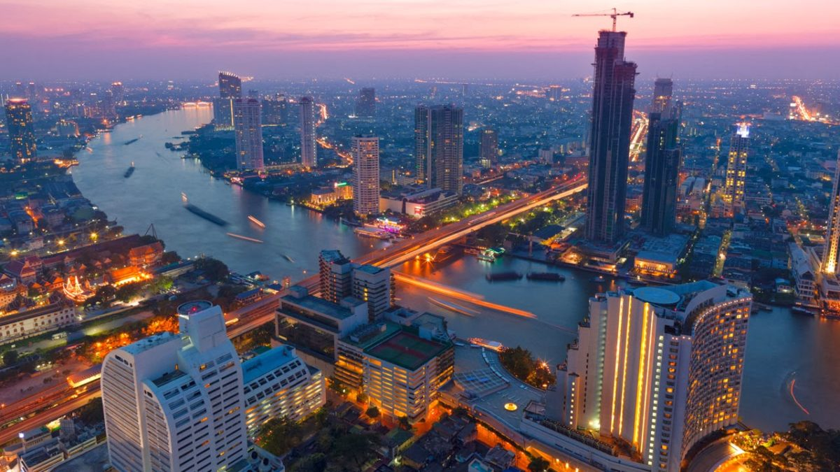 Дешевые авиабилеты Астана - Бангкок