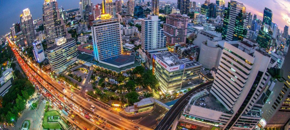 Дешевые авиабилеты Хабаровск - Бангкок