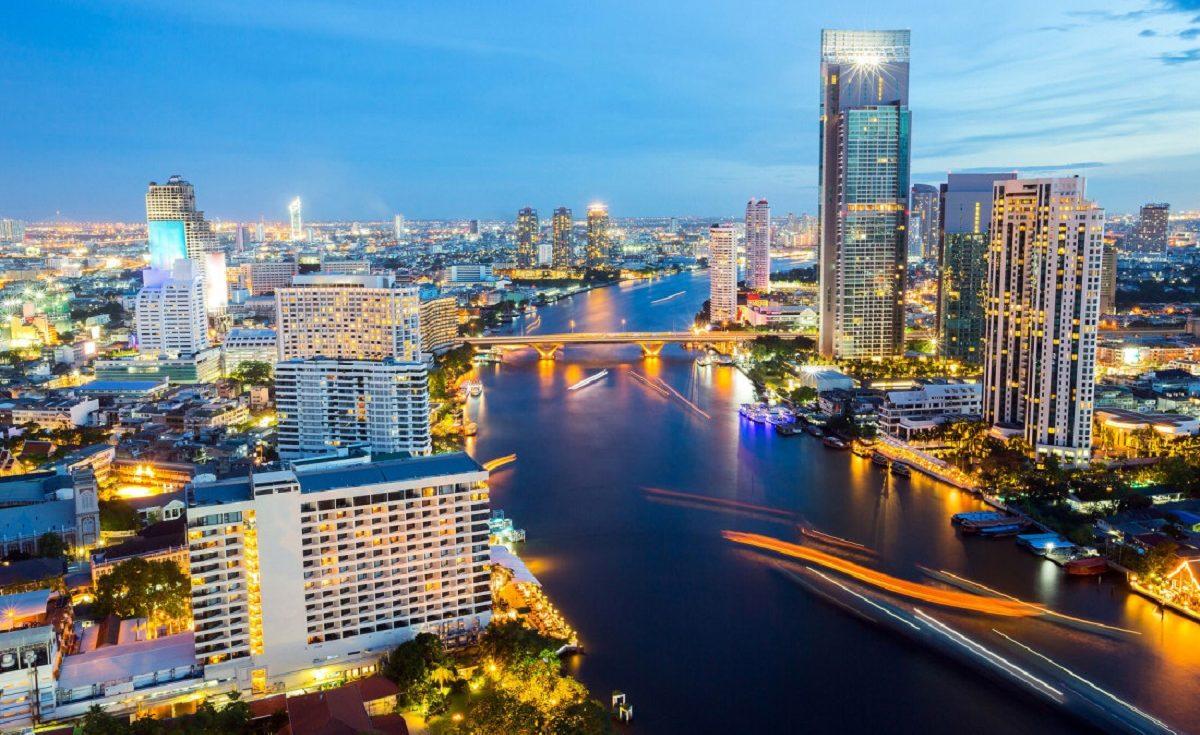Дешевые авиабилеты Иркутск - Бангкок