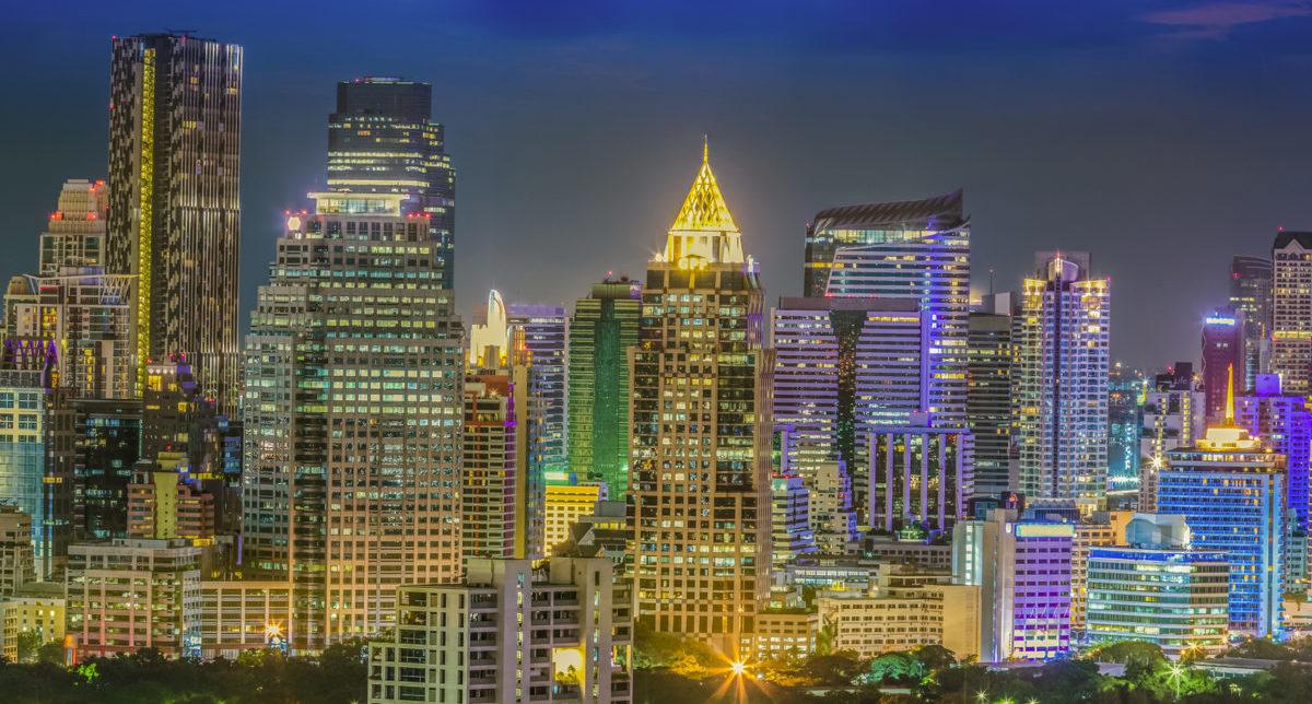 Дешевые авиабилеты Уфа - Бангкок