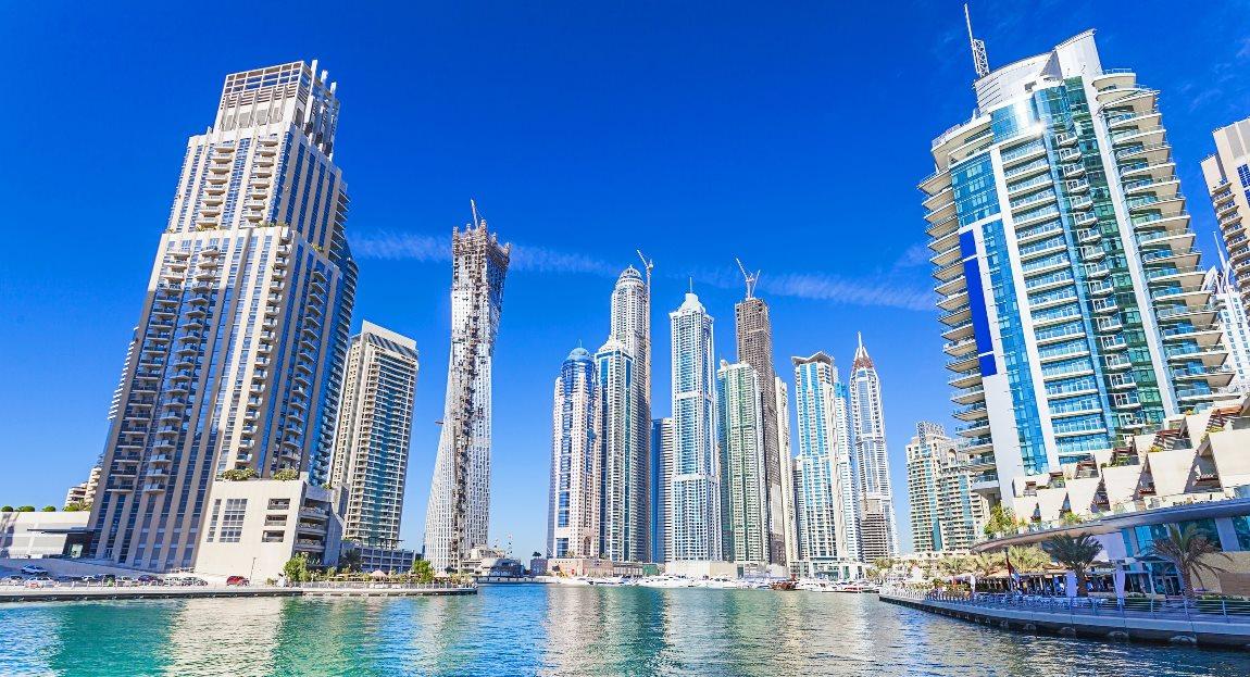 Дешевые авиабилеты Минеральные Воды - Дубай (ОАЭ)