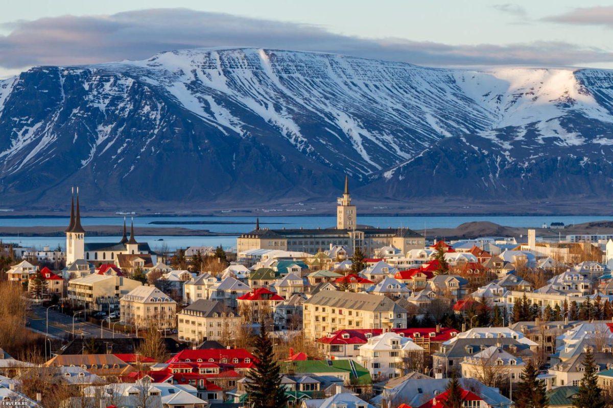 авиабилет москва исландия