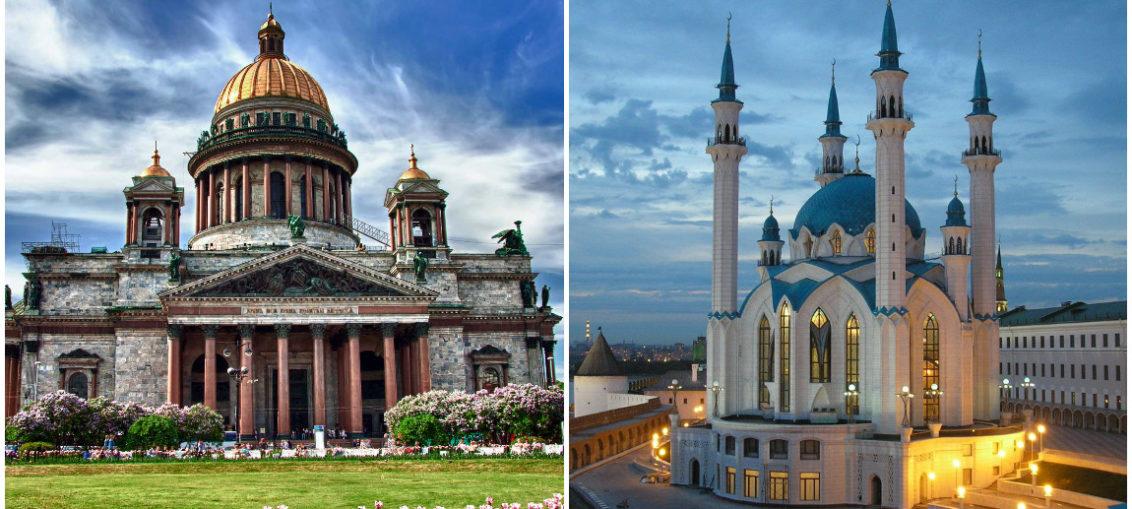 Дешевые авиабилеты Санкт-Петербург - Казань / Казань - Санкт-Петербург