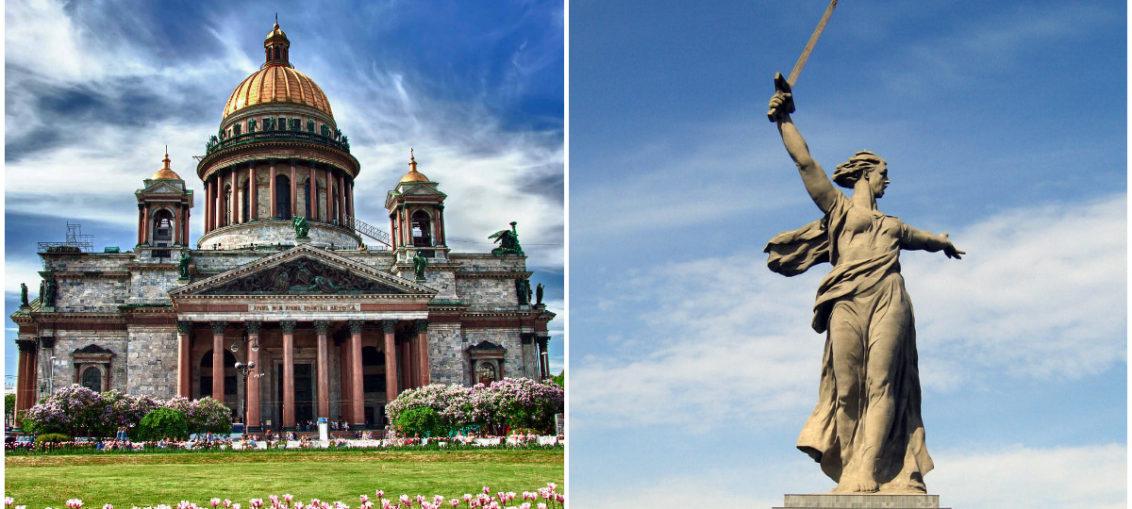 Дешевые авиабилеты Санкт-Петербург - Волгоград / Волгоград - Санкт-Петербург
