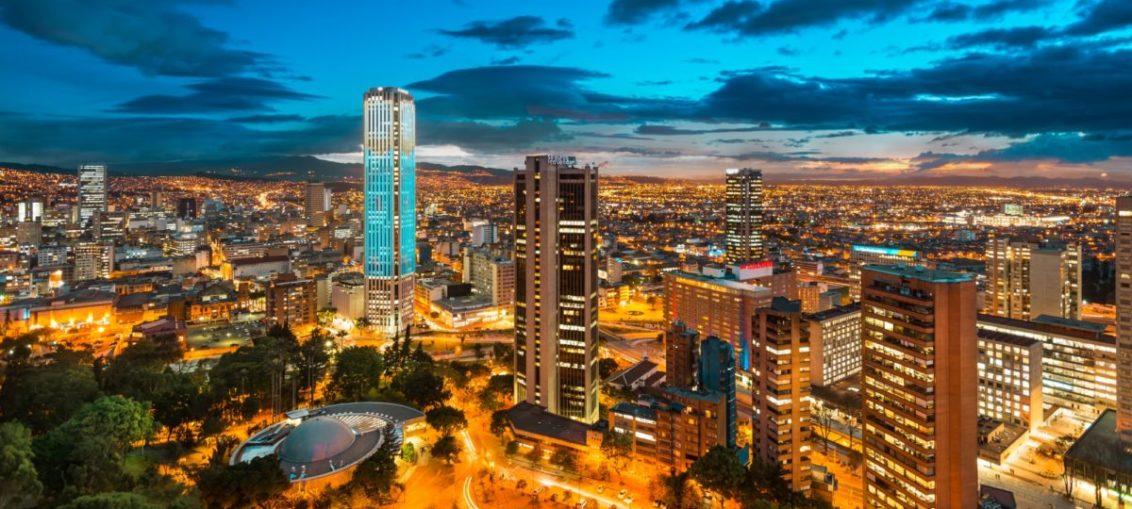 Дешевые авиабилеты Москва - Богота (Колумбия)