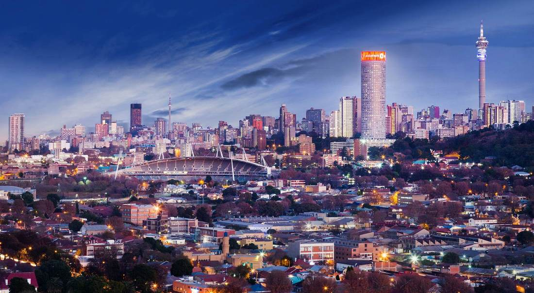 Дешевые авиабилеты Москва ⇄ Йоханнесбург (ЮАР)