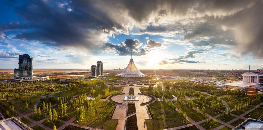 Дешевые авиабилеты в Казахстан