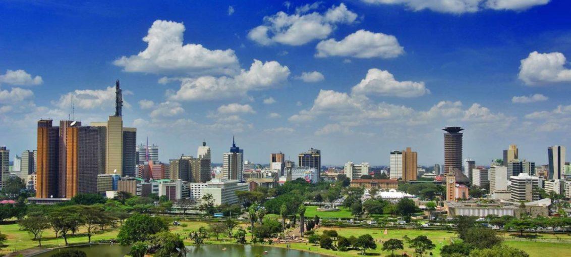 Дешевые авиабилеты Москва - Найроби (Кения)