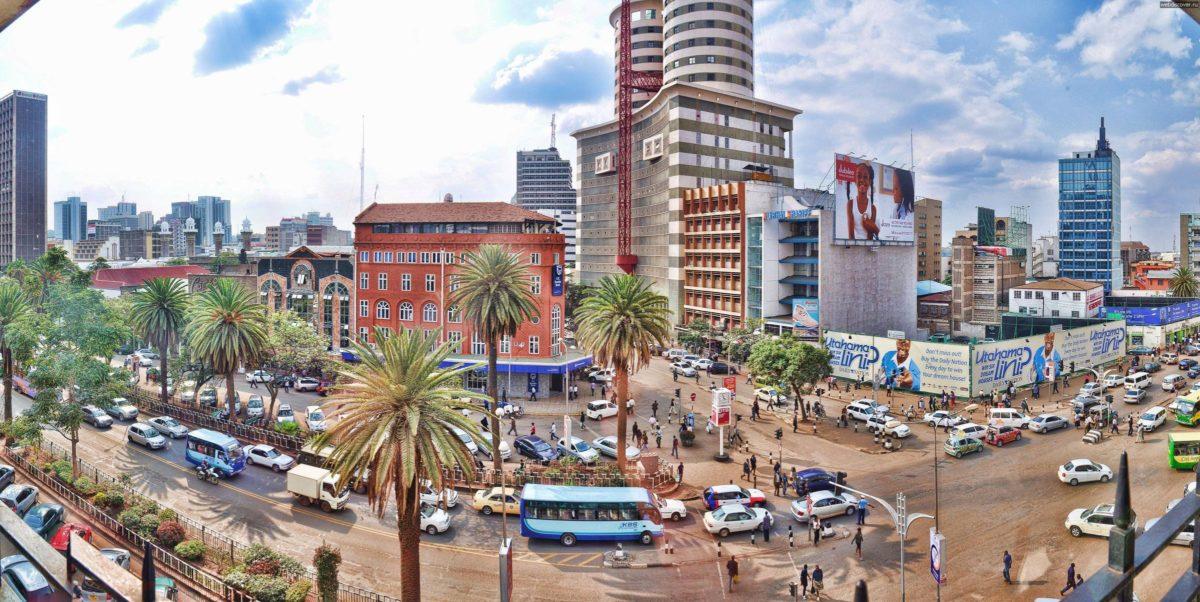 Дешевые авиабилеты Санкт-Петербург - Найроби (Кения)