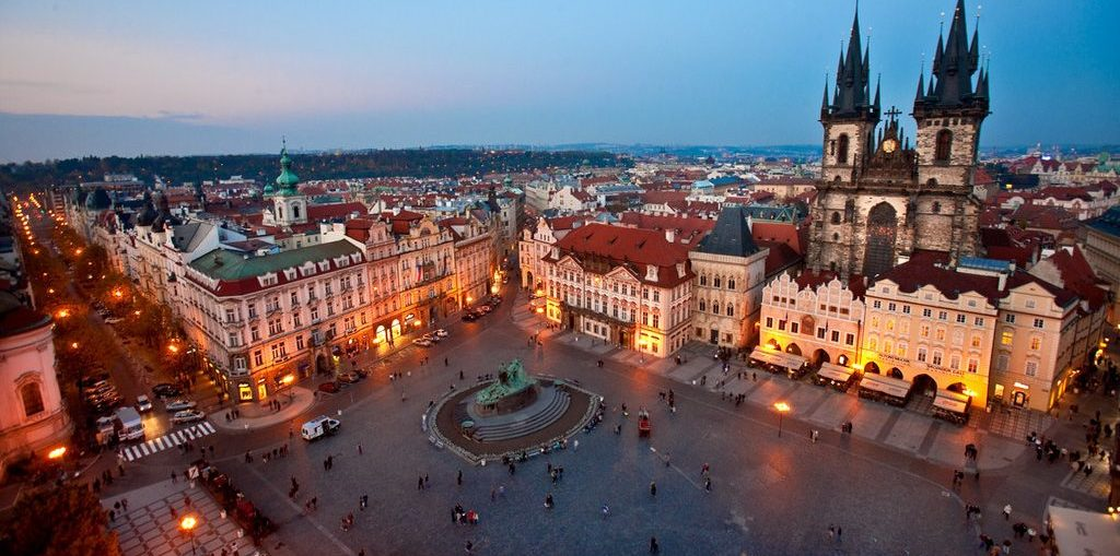 горящие туры в Прагу из Москвы от всех туроператоров